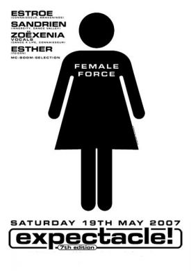 Expectacle Female Force 7th ed. ZA 19-05-2007